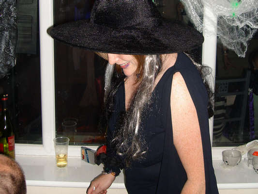 Jacqui  (taken from the '2006 Halloween Party gallery' - 4th November 2006)