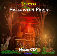 Tracks from Halloween CD1